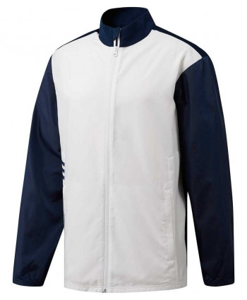 adidas Golf Mens Essentials Wind Full Zip Jacket