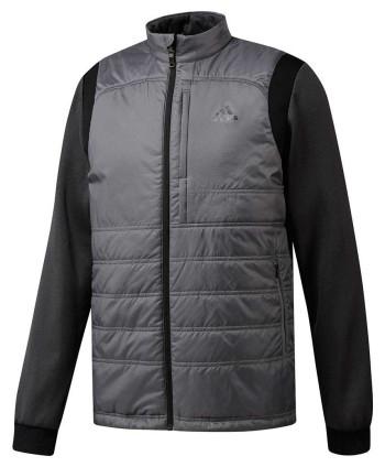 Pánská golfová bunda Adidas ClimaHeat FrostGuard PrimaLoft