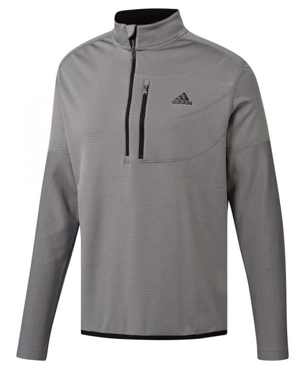 Dámská golfová bunda Adidas Climawarm Quilted PrimaLoft Puffer