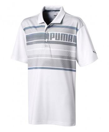 Dětské golfové triko Puma DryCell 2018