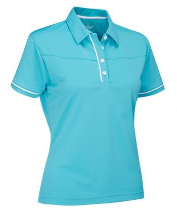 Pánské golfové triko Stuburt Hydro-Sport Block Polo Shirt 2017