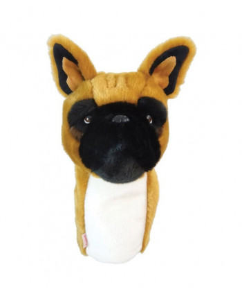 Daphnes Frenchie Headcover
