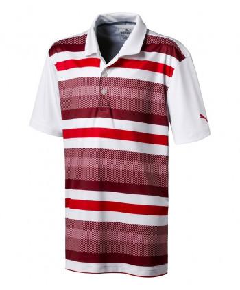 Dětské golfové triko Puma Turf Stripe 2018