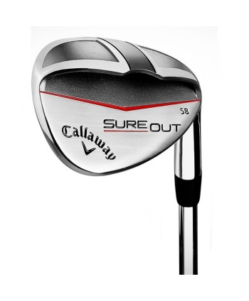 Callaway Sure Out Wedge (Steel Shaft)