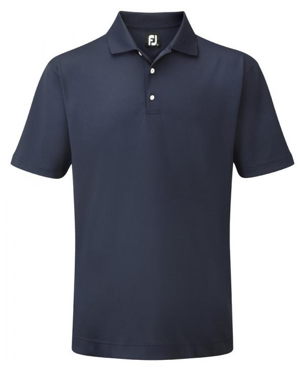 Pánské golfové triko FootJoy Stretch Pique Solid
