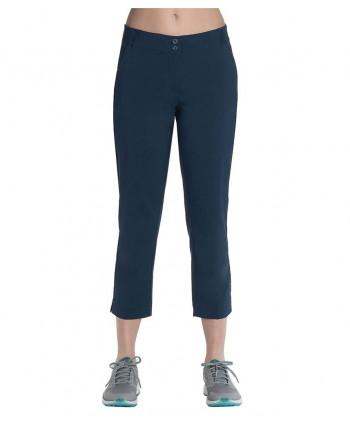 Dámské golfové kalhoty Skechers GoGolf High Side Crop 2018