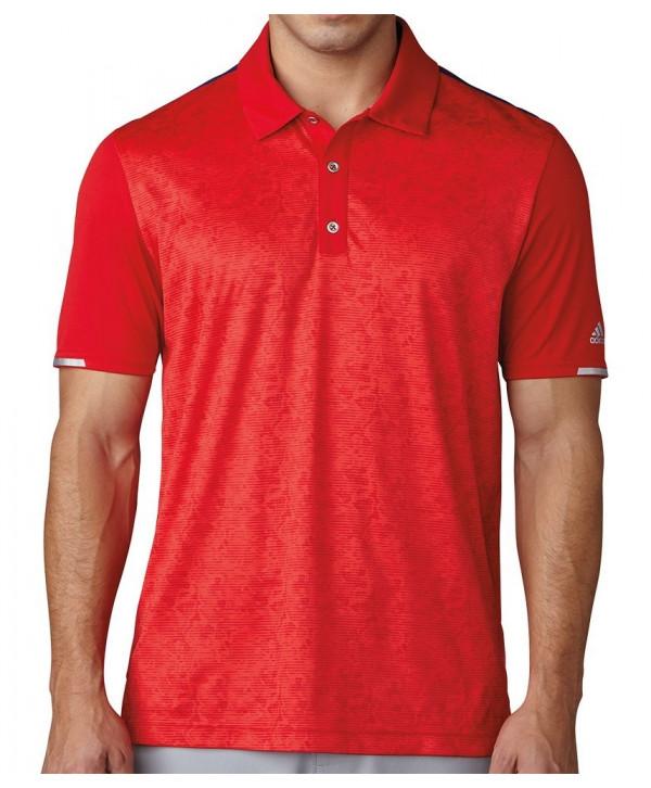 Adidas climachill Dot Cam Polo Shirt