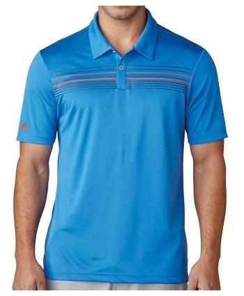 Pánske golfové tričko Adidas ClimaCool Chest Print