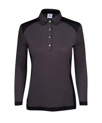 Dámske golfové tričko Daily Sports Saga Long Sleeve