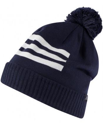 Zimná golfová čiapka Adidas 3-Stripes