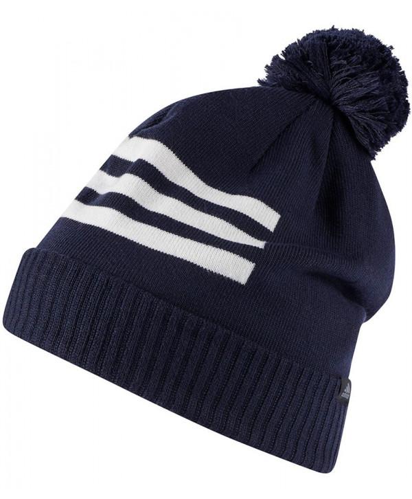 Zimní golfová čepice Adidas 3-Stripes