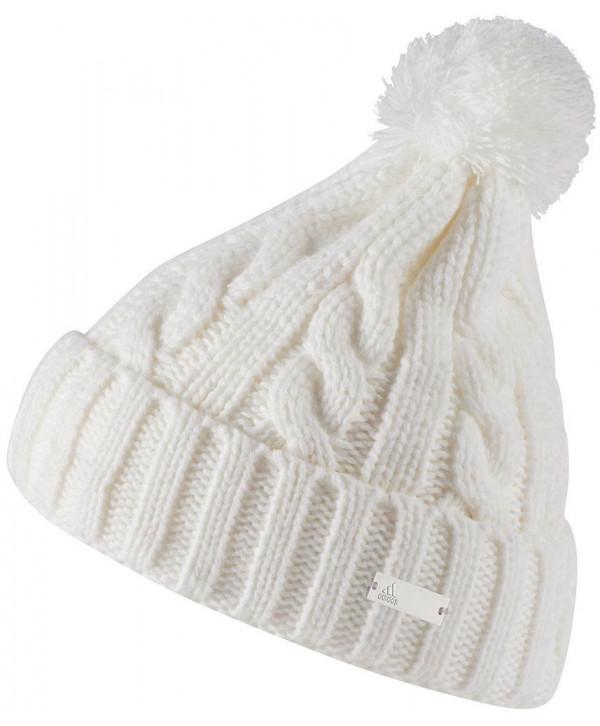30174536792 Dámská zimní golfová čepice Adidas Pom Beanie
