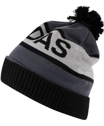 adidas Golf Mens 3-Stripes Beanie