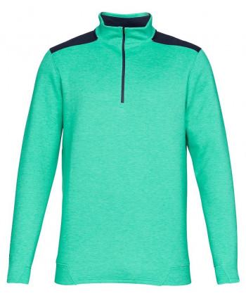 Dětská golfová mikina Under Armour Boys Storm 1.0 Fleece Sweater