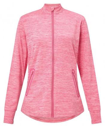 Callaway Ladies Space Dye Heathered Jacket