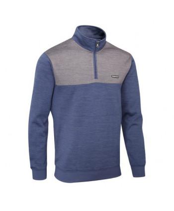 Pánský golfový svetr Stuburt Pro Sport Zip