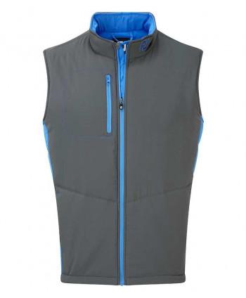 Pánská golfová vesta FootJoy Thermal Quilted Vest 2018