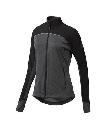 adidas Ladies Go-To Adapt Full Zip Jacket
