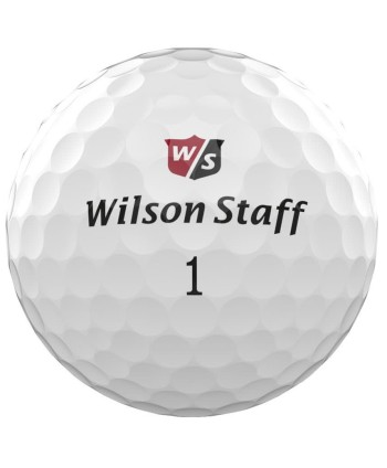 Golfové míčky Wilson Staff DX3 2018