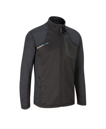 Stuburt Mens Pro Sport Zip Neck Performance Sweater