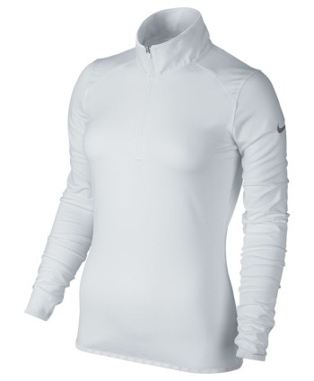 Nike Ladies Lucky Azalea Half Zip 2.0 Zip Top