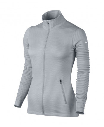 Dámska golfová mikina Nike Zonal Cooling Dri Fit Knit Half Zip Top 2017