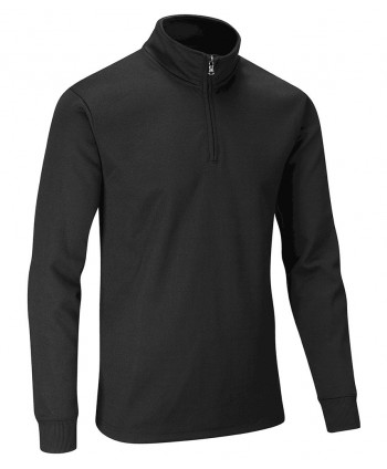 Stuburt Mens Endurance Sport Zip Neck Performance Sweater
