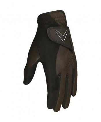 Dámske golfové rukavice Callaway Winter Opti-Grip 2019