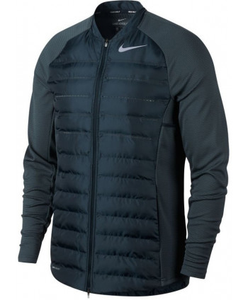 Nike Mens AeroLoft Hyperadapt Full Zip Golf Jacket