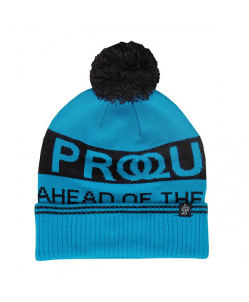 Proquip Mens Golf Windproof Bobble Beanie Hat