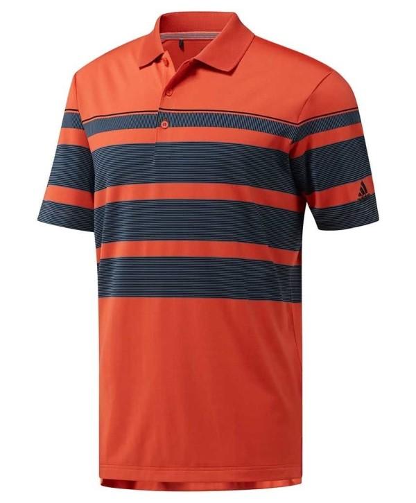 Pánské golfové triko Adidas Ultimate 365 Heather