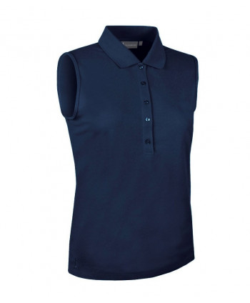 Dámské golfové triko bez rukávů Glenmuir Jenna