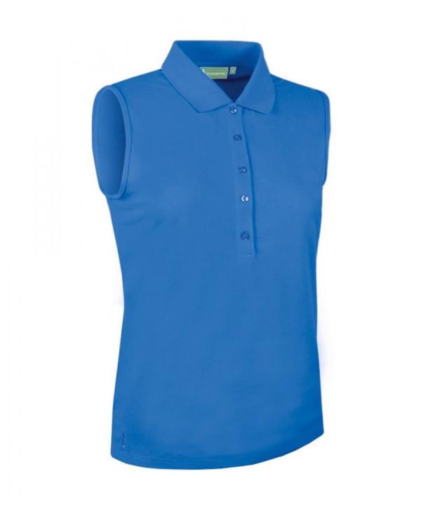 Glenmuir Ladies Jenna Sleeveless Polo Shirt