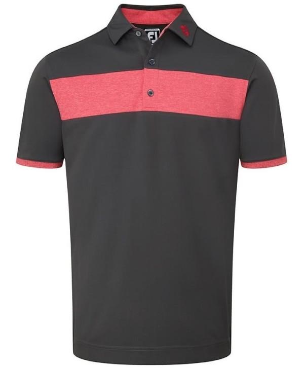 Dámské golfové triko FootJoy Stretch Pique Solid Polo Shirt 2017