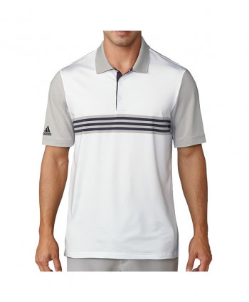 Pánské golfové triko Adidas ClimaCool Athletic Raglan 2018