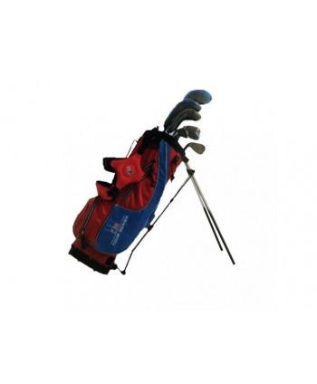 Dětské golfové hole US Kids TS54 - grafit