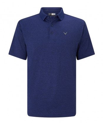 Callaway Mens Heathered Polo Shirt