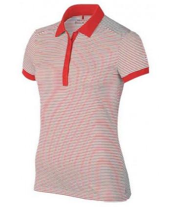 Dámské golfové triko Nike Victory Stripe 2016