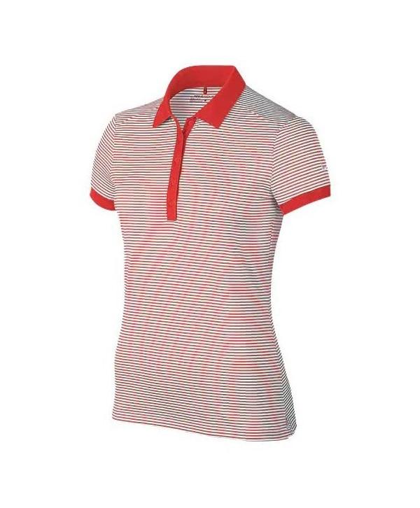 Dámské golfové triko Nike Victory Stripe
