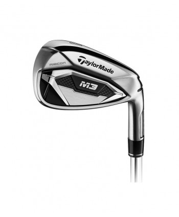 TaylorMade M3 Irons (Graphite Shaft)