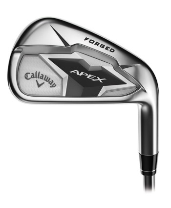Callaway Apex 19 Irons (Steel Shaft)