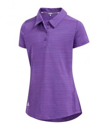 Dievčenské golfové tričko Adidas Short Sleeve Solid 2018