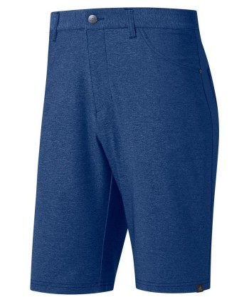 Pánské golfové šortky Adidas Ultimate 365 Heather Five Pocket