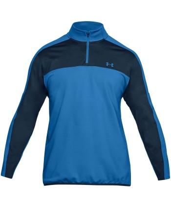 Pánska golfová mikina Under Armour Quarter Zip Fleece Sweater