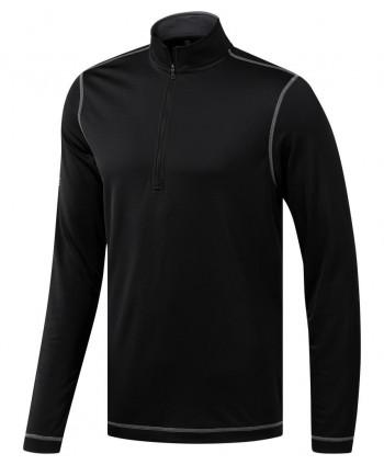 adidas Mens Classic Club Quarter Zip Vest