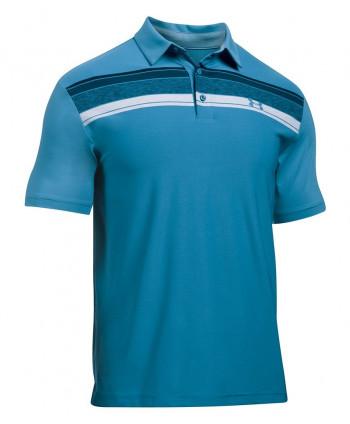Pánské golfové triko Under Armour Playoff Stripe