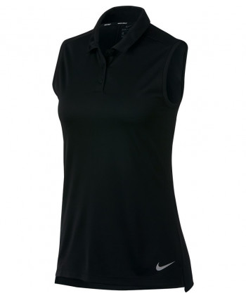 Nike Ladies Dry Sleeveless Polo Shirt