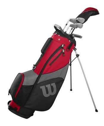 Wilson Prostaff SGi Half Package Set (Steel/Graphite)