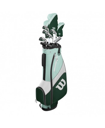 Wilson Ladies Prostaff SGi Golf Package Set (Graphite Shaft)