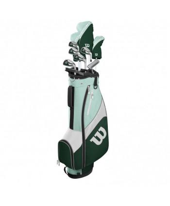 Wilson Ladies Prostaff SGi Golf Package Set (Graphite Shaft)